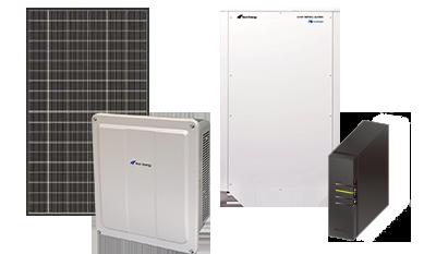 太陽電池モジュール パワーコンディショナ AI蓄電池 HEMS