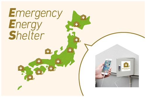 emergency energy shelter
